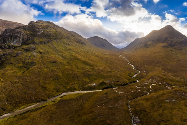 Up to Glencoe