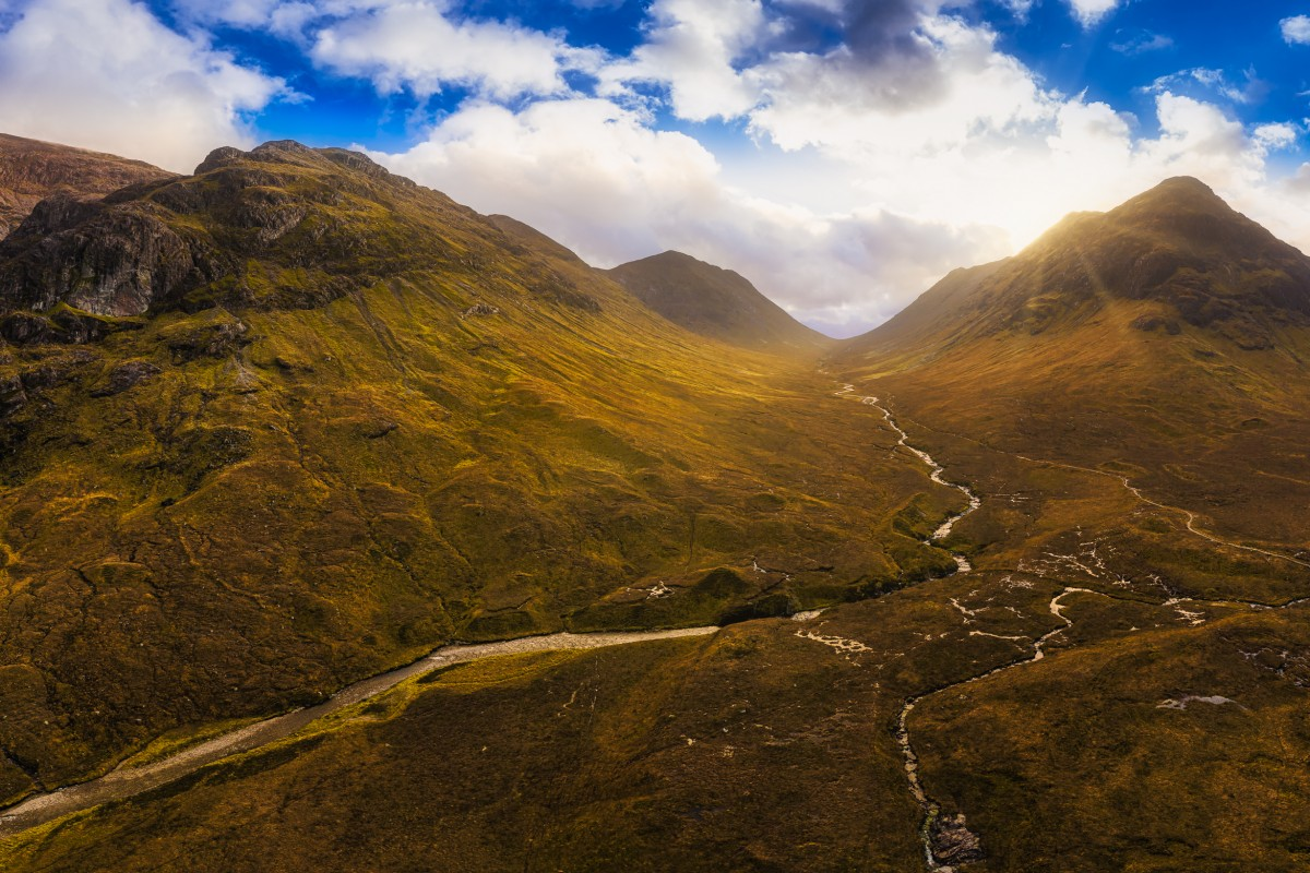 The valley of the Scottish tears