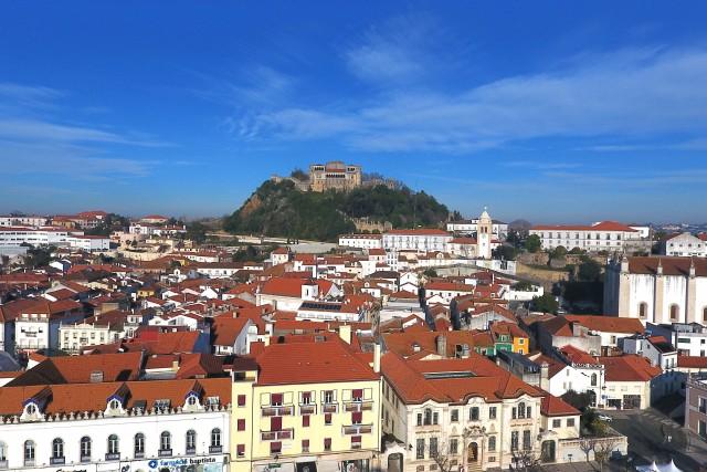 CIUDAD DE LEIRIA, PORTUGAL