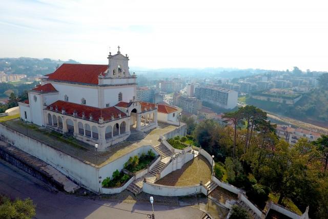 Santuario de Nuestra Señora de la Encarnación, Leiria, PORTUGAL