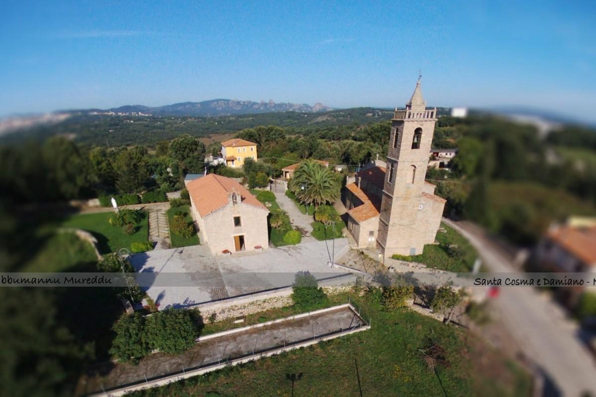 Church of St. Cosma & Damiano – Nuchis