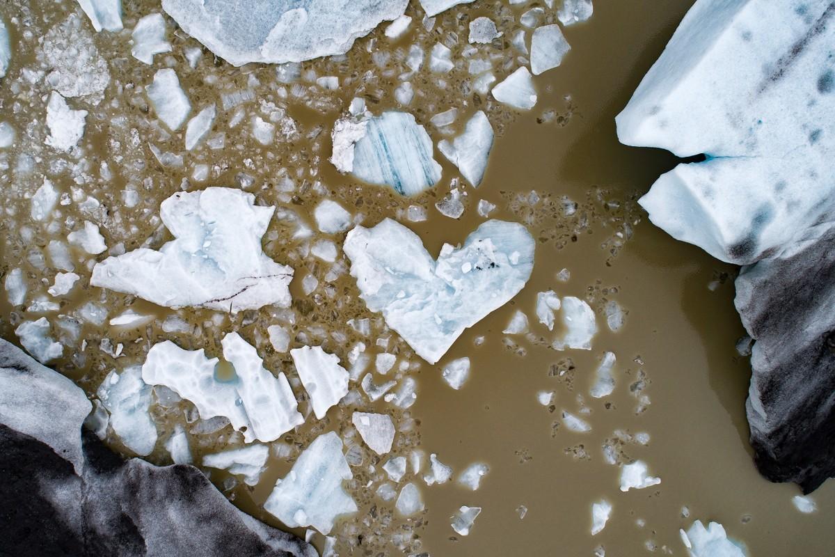Heart ice