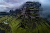 Lómbagnúpur Mountain