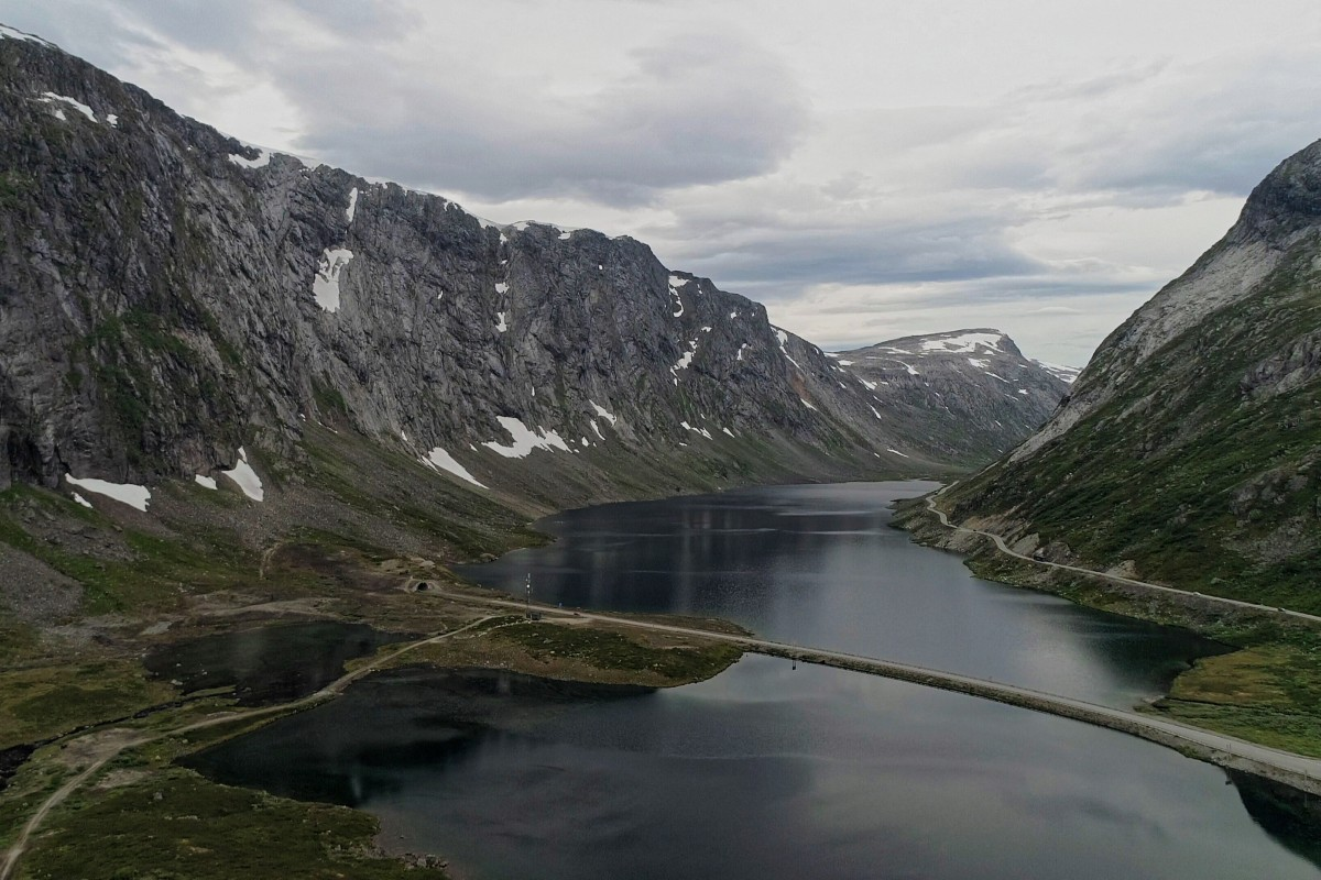 Langvatnet Norway