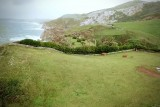 CLIFFS OF OREÑA CANTABRIA SPAIN