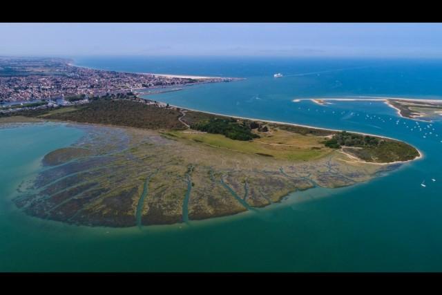 La baie de l'Orne