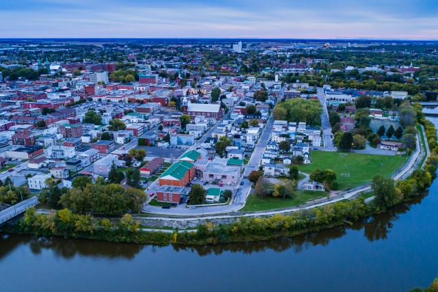 Downtown St-Hyacinthe