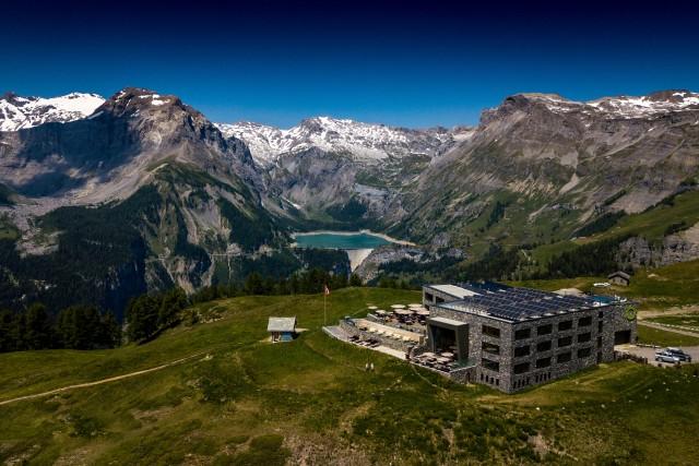 Le Chetzeron – Valais – Suisse
