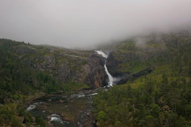 Nykkjesøyfossen Norway
