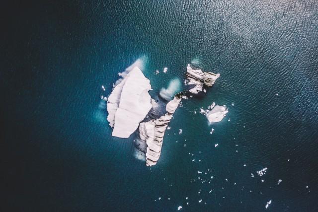 Lac Jökulsárlón