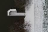 Neige en Bretagne