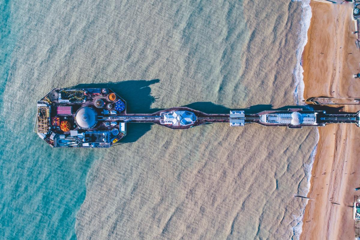 Giant Spoon or Brighton Pier?