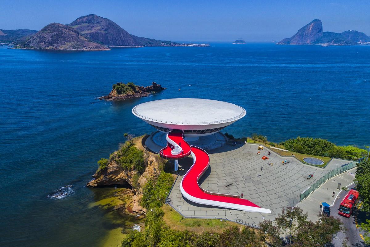 MAC – Museum of Contemporary Art, Niteroi, Rio de Janeiro