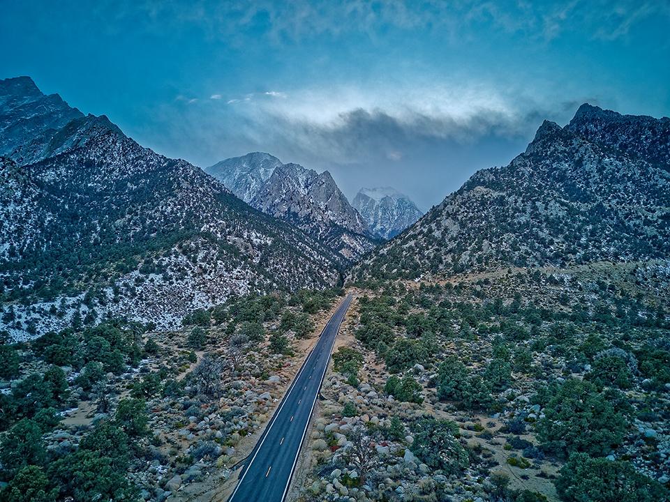 Whitney Portal Road