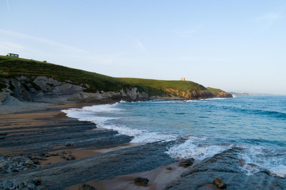 Playa Suances Cantabria Spain