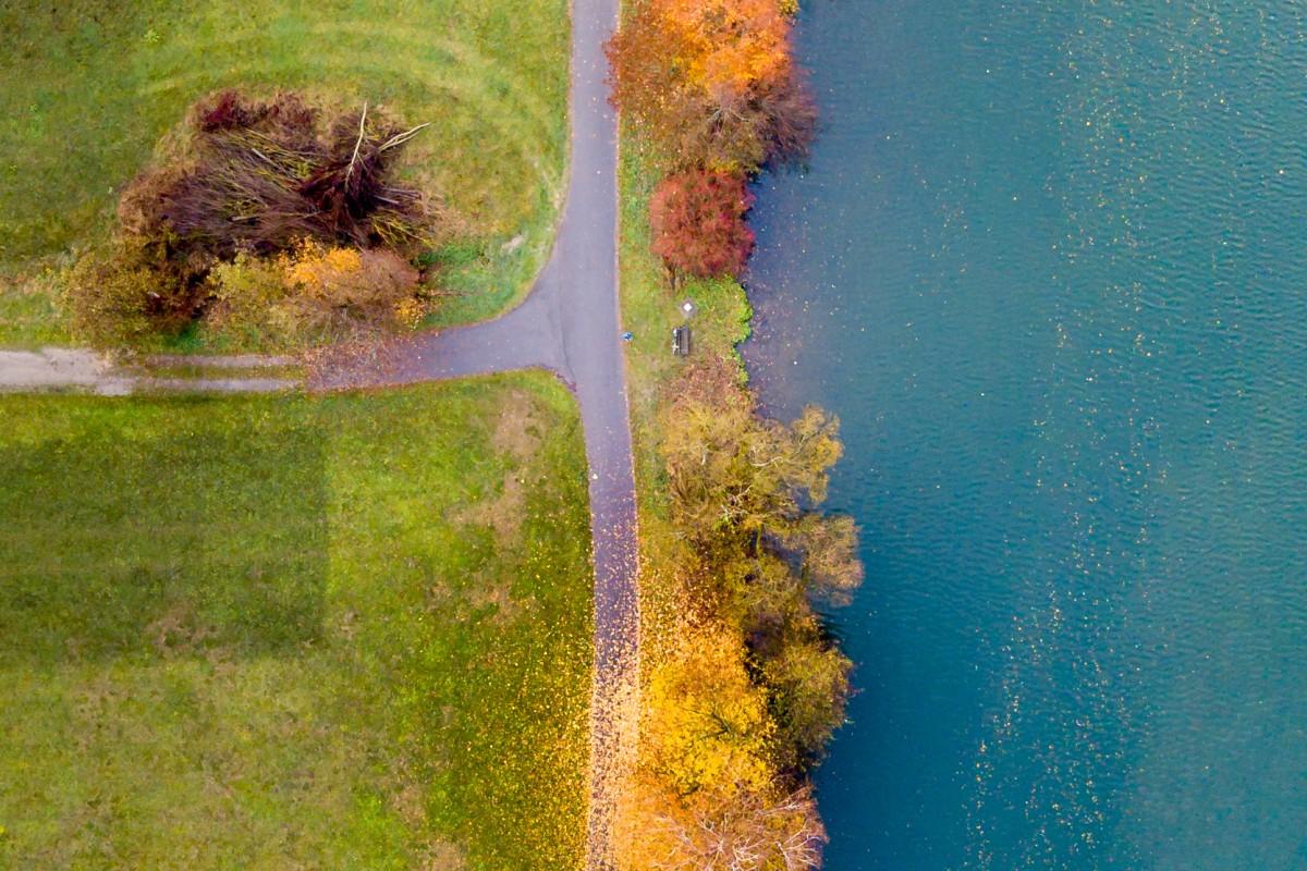 Main River Spessart Autumn