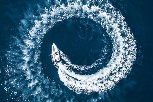 Boat Vortex