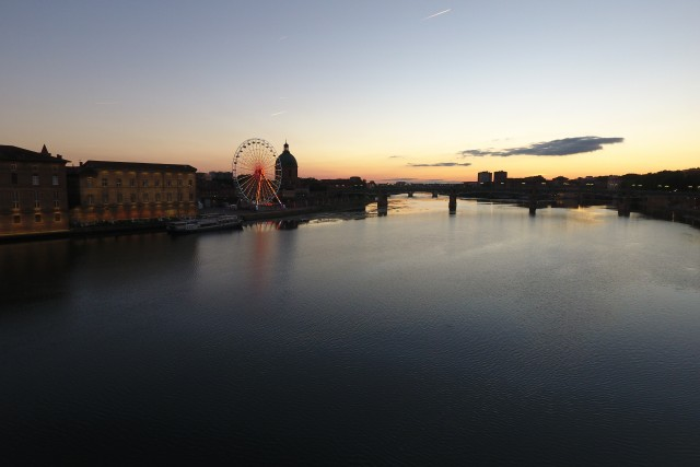 Garonne in Toulouse