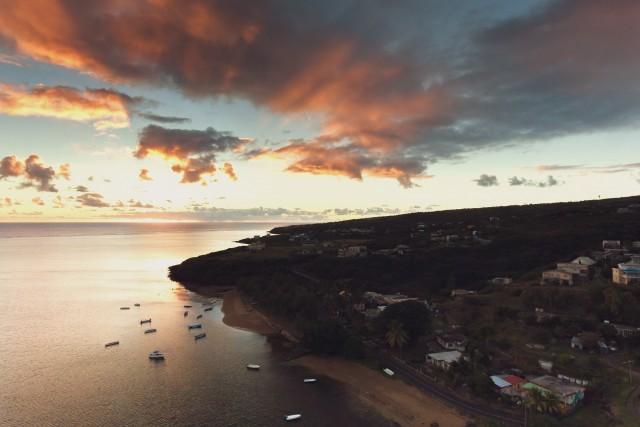 Sunrise in Rodrigues
