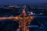 The night circular road