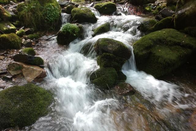 Valle del Silencio – Pequeña cascada