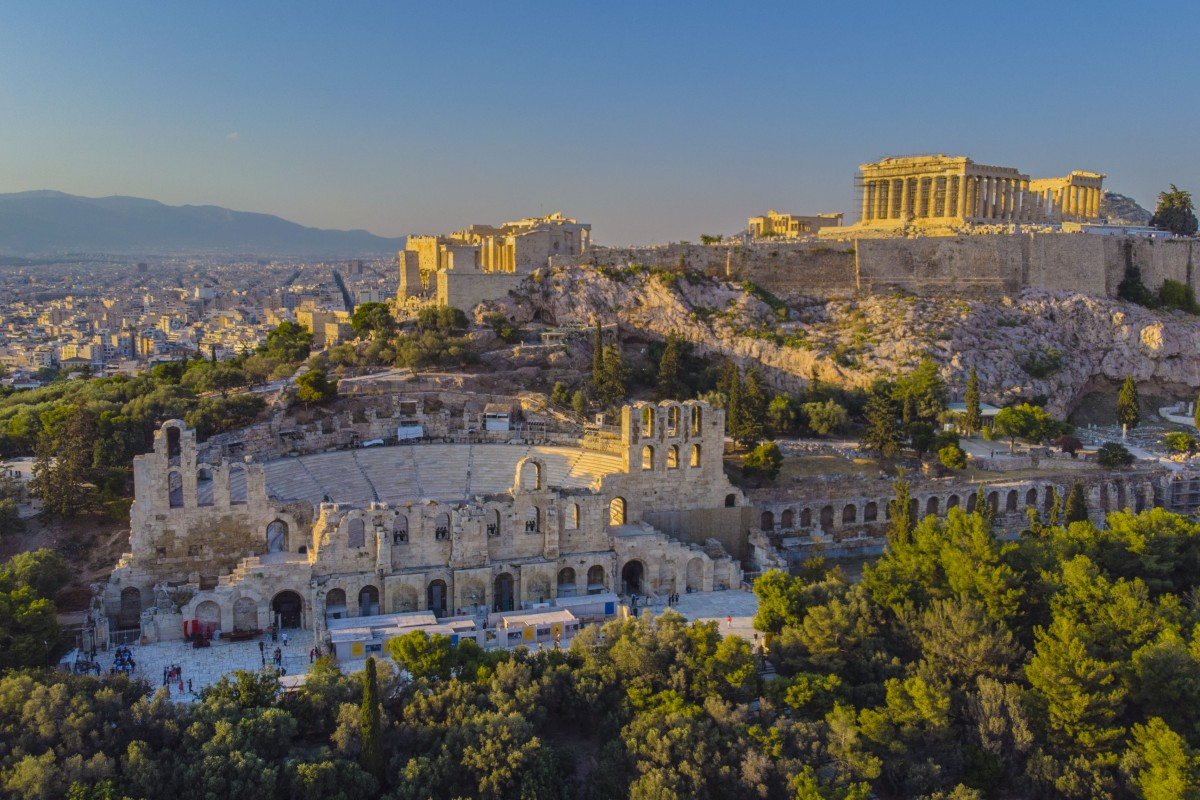 Acropolis – Athens, Greece