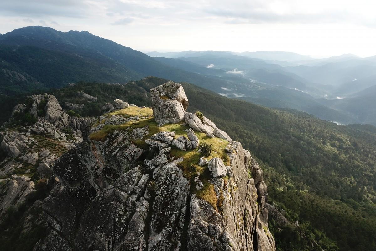Mountain in Corsica