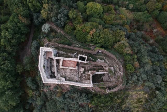 Castillo de Sarracín – Vega de Valcarce