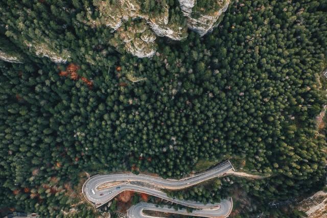 Bicaz Gorge, Transylvania, Romania