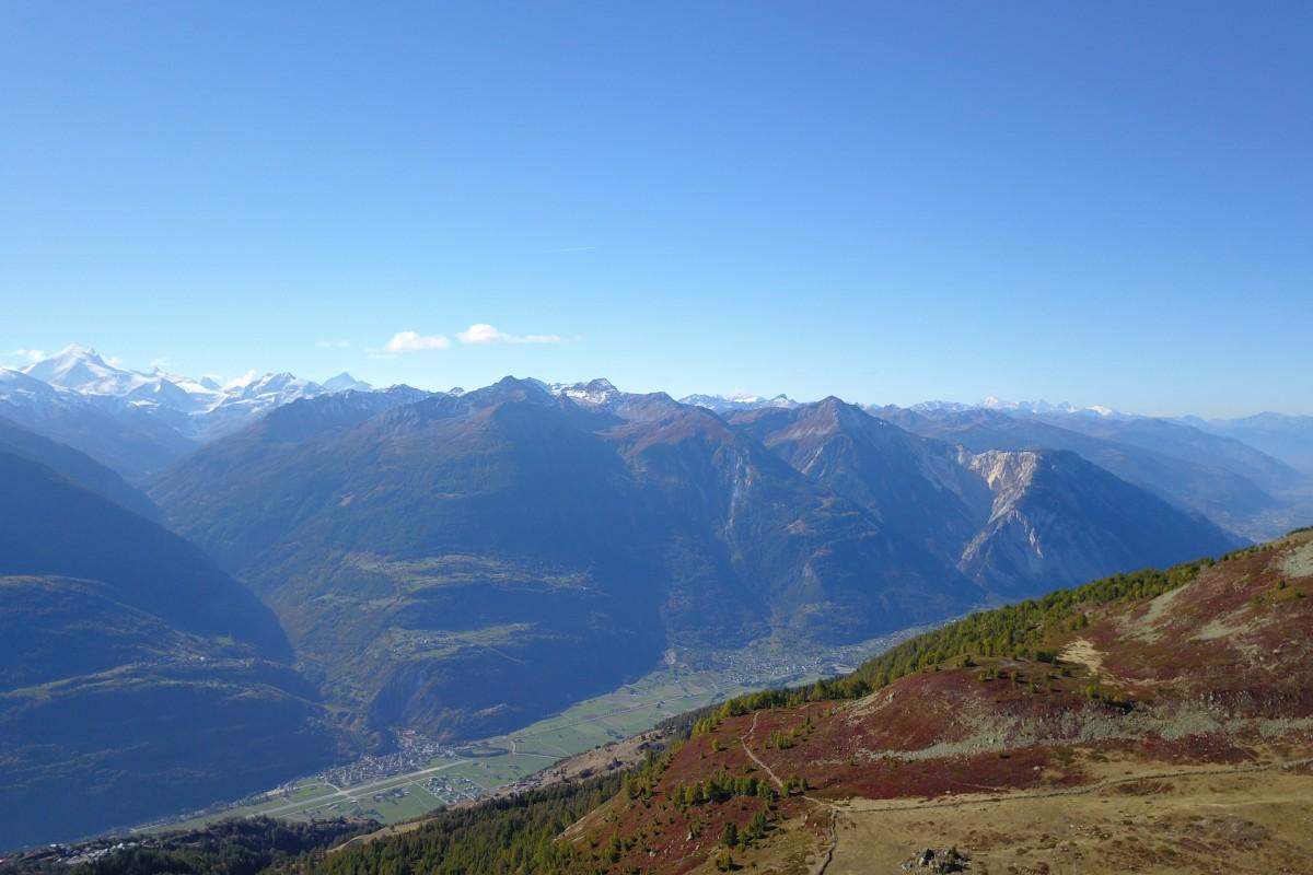 Weisshorn – Switzerland