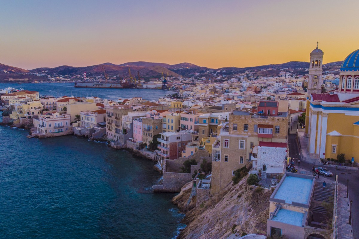 Ermoupolis – Syros, Greece