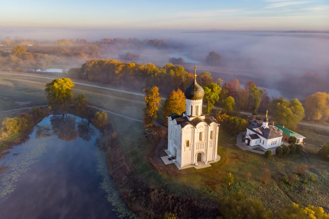 Church of the Intercession of the Holy Virgin on the River Nerl