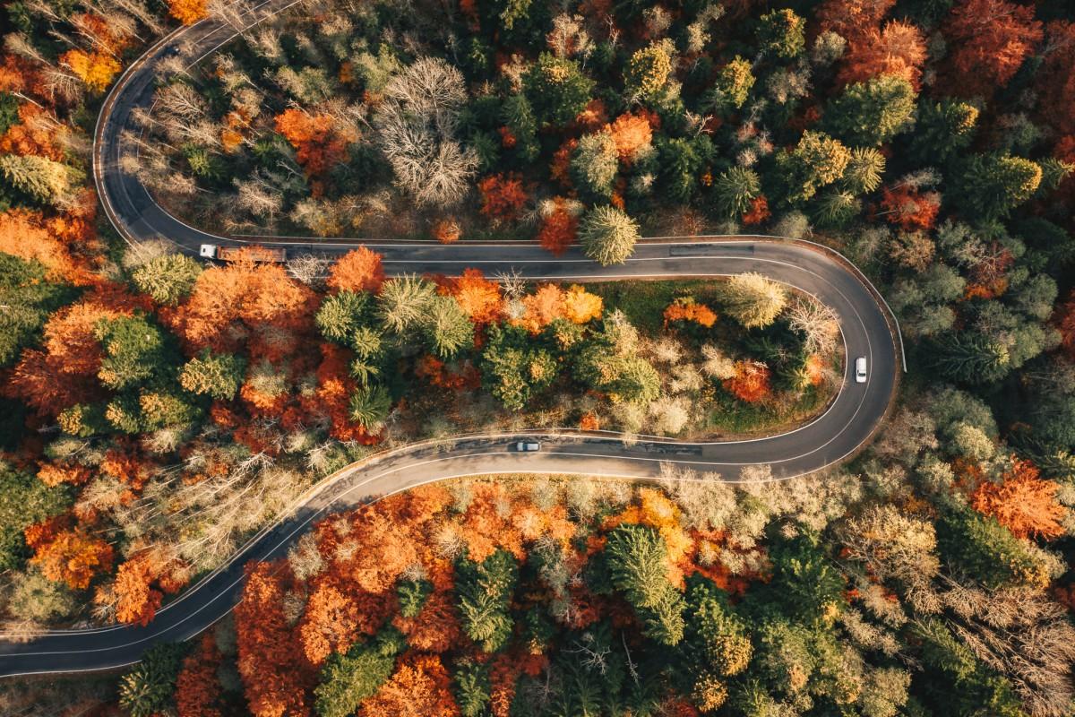 Autumn in Transylvania