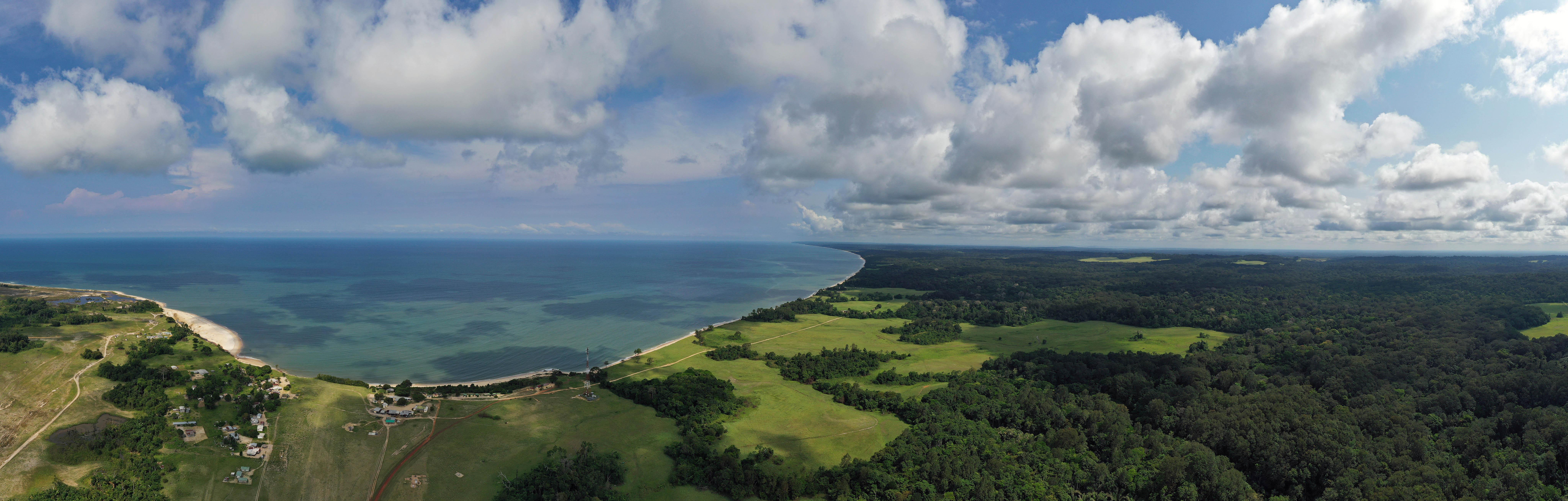 Gabon bay of Nyonié – Gabon