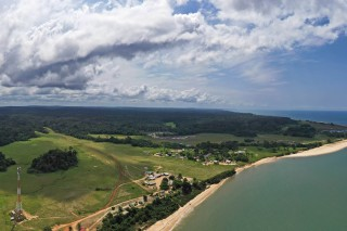 Gabon bay of Nyonié – november 2018