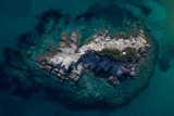 The whale island