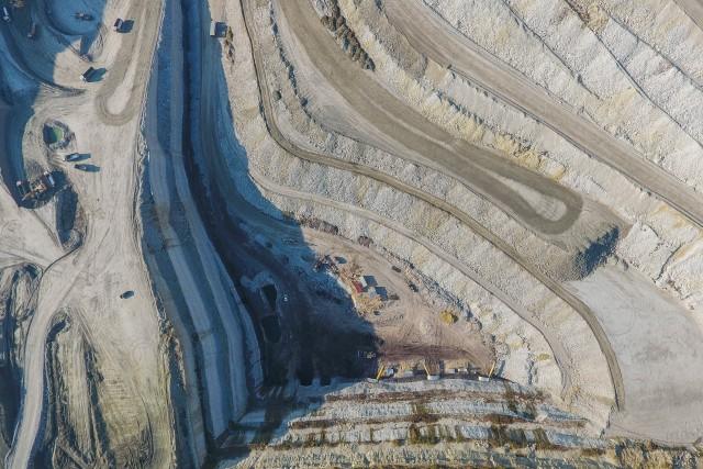 Lignite Mine, Prosilio, Kozani, Greece