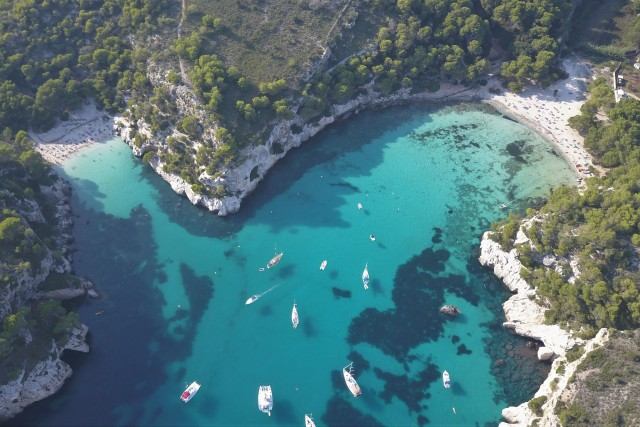 Menorca Cala Macarella and Macarelleta