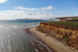 Isle of Wight coastal view