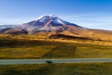 Crossing the Chimborazo