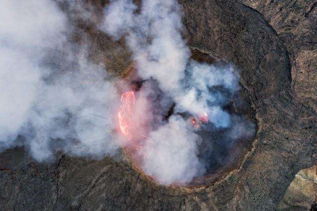 Erta Ale, Volcano, Ethiopia