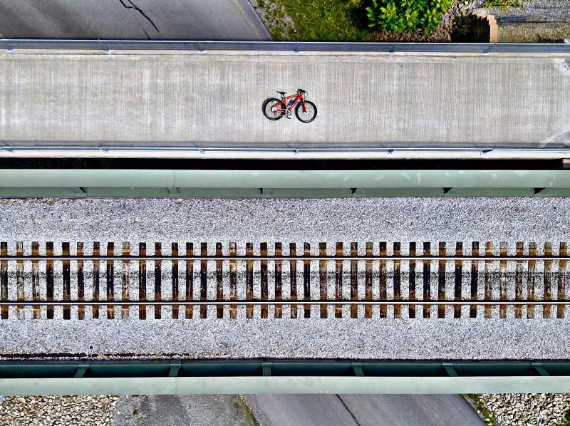 Rail Trail Bike Life