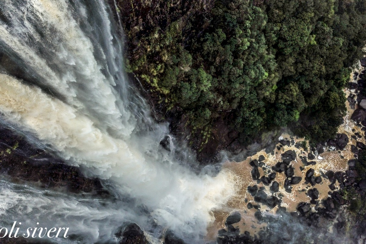 Ellenborough Waterfalls
