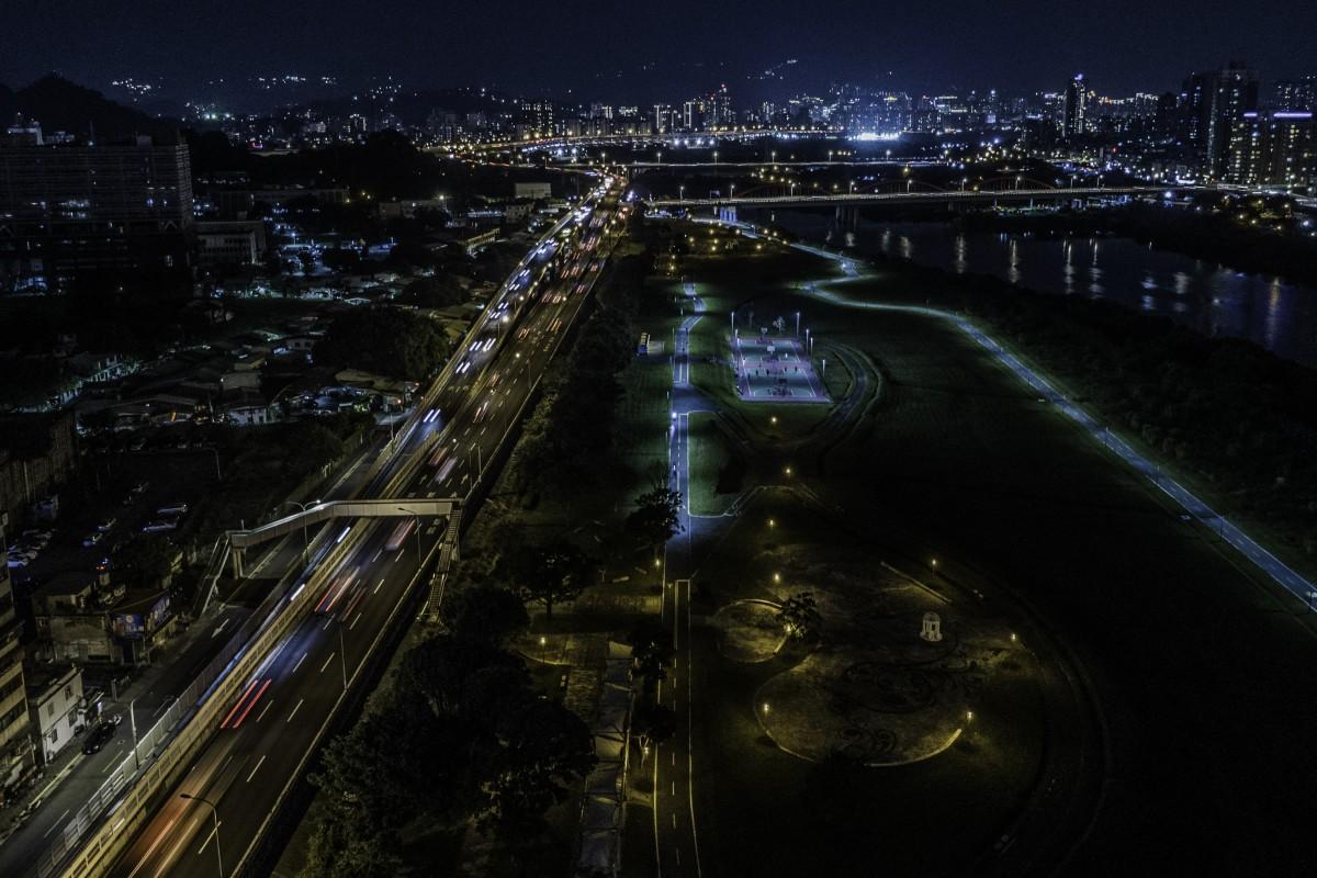 Taipei Guting Riverside Park