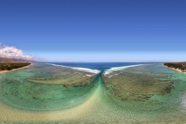 Hermitage lagoon