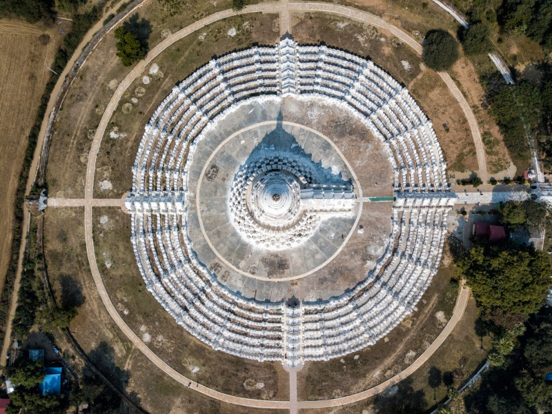 Mingun Pagoda 2