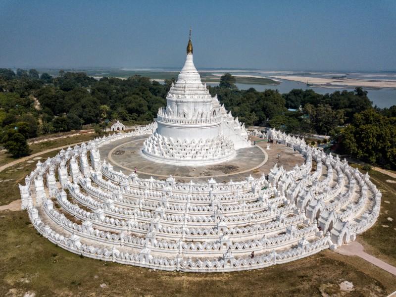 Mingun Pagoda 3