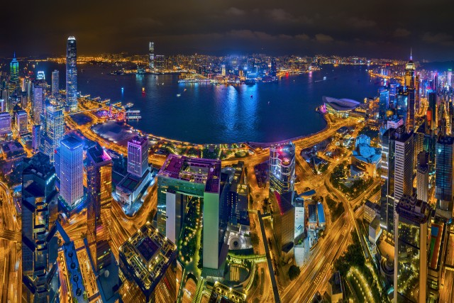 The Pearl of Orient – Hong Kong