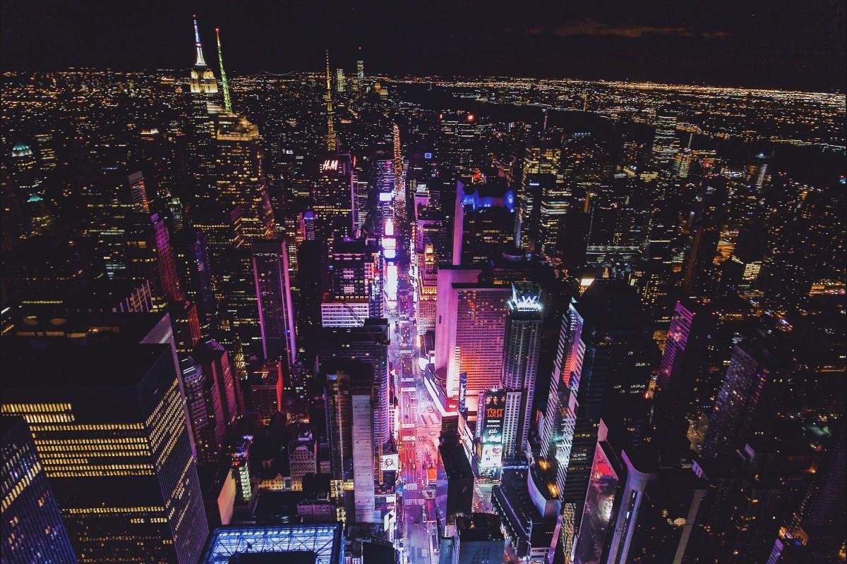 Bright Lights. Big City.