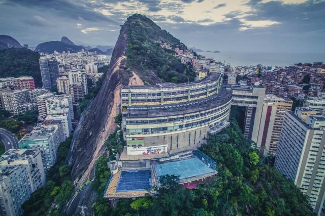 Morro da Babilônia, Rio de janeiro, Brasil